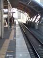 20071202 08:29 JR 嵯峨野線 二条