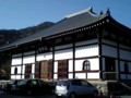 20071202 08:59 嵐山の どっかの 寺社