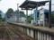 高千穂駅 ホーム (むこうが いきどまり)