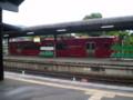 [由布院][湯布院][鉄道]由布院駅の ディーゼルカー