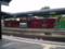 由布院駅の ディーゼルカー