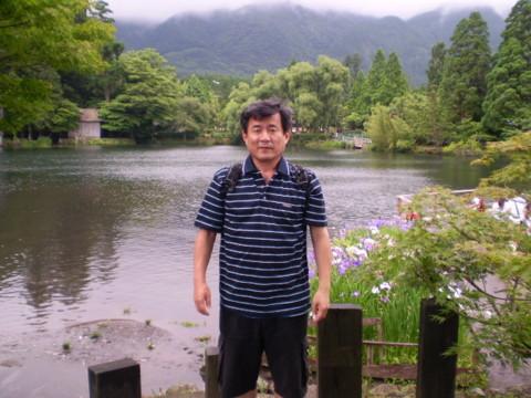 金鱗湖(きんりんこ) 1
