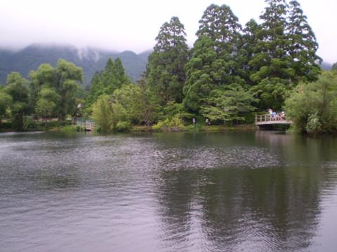 金鱗湖(きんりんこ) 2