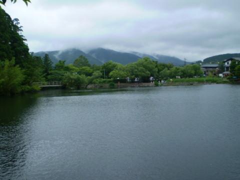 金鱗湖(きんりんこ) 4