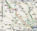 東武東上線 路線図