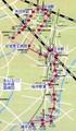 [あんくるバス][鉄道][電車][交通]あんくるバス 桜井線 路線図