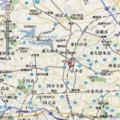 [バス]銀河鉄道 位置図