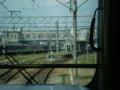 [鉄道]まあじき 篠山口駅 (ささやまぐちえき)に 到着