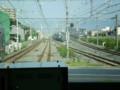 [鉄道]学研都市線 放出を すぎると おおさか東線が みぎに 分岐して いく
