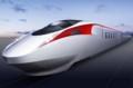 [鉄道]川崎重工 時速350kmの 新型高速鉄道車両 「efSET」(イーエフセット)