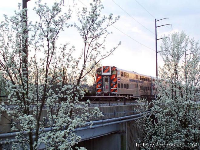 バージニア鉄道公社(VRE) むけ 2階だて客車 その2