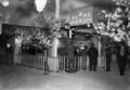 [銀座線]14 昭和9年3月の銀座線銀座駅の様子(東京メトロ提供)