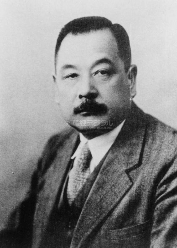 16 現在の銀座線建設に尽力し、「地下鉄の父」と呼ばれた早川徳次