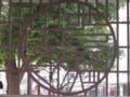 [銀座線]32 銀座線浅草駅の上屋にあるレリーフの模様(東京メトロ提供)