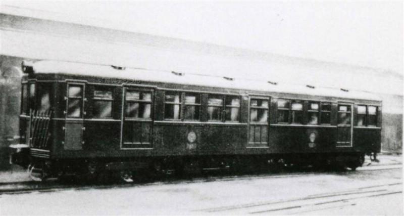 04_銀座線が開業時に使用された1000形車両(東京メトロ提供)