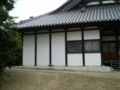 [桜井スタンプウォーク]本証寺本堂 ひだり側面