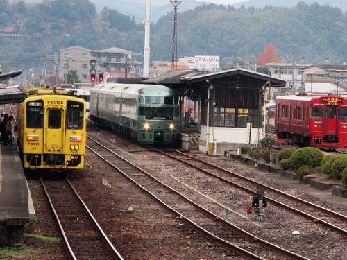 日田駅 (ぶらっと)