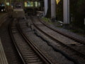 088 箱根湯本駅の 狭軌(ひだり)と 標準軌(みぎ)