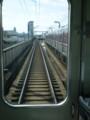 近鉄京都線を みなみに すすむ 急行電車の 先頭車両より|その2