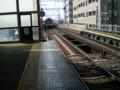 桃山御陵駅から みなみに むかう 近鉄京都線 急行電車