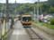 P5040103|金谷駅に 入線して きた 11時 31分 発 千頭いき電車