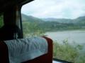 P5040111|もと近鉄特急の 車窓から みる 大井川