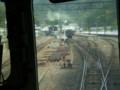 P5040122|千頭駅 目前|もと近鉄特急は いちばん みぎの レールに
