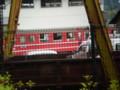 P5040141|千頭駅に 入線して くる 「南アルプスあぷとライン」の 車両