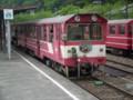 P5040153|千頭駅に 停車中の  「南アルプスあぷとライン」の 車両