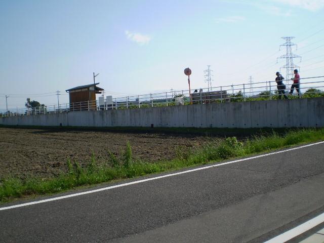 87|休憩室がわから みる モレラ岐阜駅 ホーム