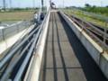 88|モレラ岐阜駅には クルマいす用 スロープも 完備!