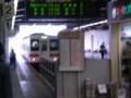 80.豊橋駅 2番ホームに まつ 10:43 発 天竜峡いき ふつう