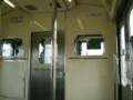 87.電車内/運転席 後部を にもつしつと して 利用