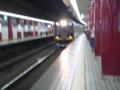 090818-74|大阪上本町駅に 到着する 11:19 発 三宮 いき 快速急行