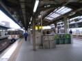 091214-79 名古屋に 到着した 「ワンマン快速名古屋」 (ひだり)