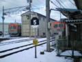 15 北陸鉄道 浅野川線 内灘駅
