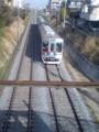 新京成00 立橋から みた ちはら台方面いき 京成電車