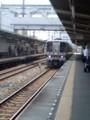 100702-4 牛田駅に きた 浅草 いき 6両