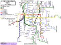 名古屋 市内 鉄道 路線図 (路線図ドットコム)
