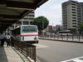 100820 小牧駅 バスターミナル
