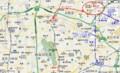ピーチライナー 関係 地図