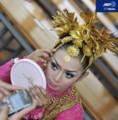 インドネシアの 女性 専用 車両 05 (AFP)