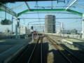 101210 名鉄 名古屋本線 鳴海駅を でて いく 急行