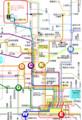 岐阜バス 路線図 (路線図ドットコム)