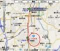 愛知環状鉄道 新豊田-三河豊田間 路線図