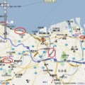 大分駅 周辺 鉄道 路線図