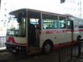 110108-25 東岡崎に 到着した 名鉄バス