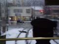 110115-27赤十字前-木田四ツ辻間の ここから 路面 電車に