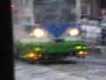 110115-29 公園口-市役所前間で 対向 電車