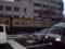 110115-33 市役所前 交差点を 田原町 方面に いく 電車